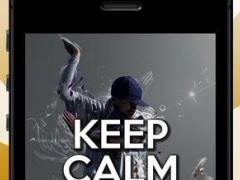 InstaCalm Pro - A Keep Calm Poster and Wallpaper Maker 1.0 Screenshot