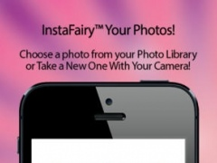 InstaFairy™ Pro - Easy To Use Special Effects Photo Editor To Give Photos a Fairy Makeover PRO Edition 1.0 Screenshot