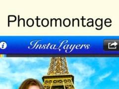 InstaLayers - superimpose, montage for Instagram - 9.0.0 Screenshot