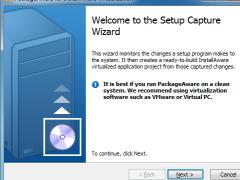 InstallAware Application Virtualization 5.0 Screenshot
