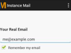 Instance Mail 1.4.0 Screenshot