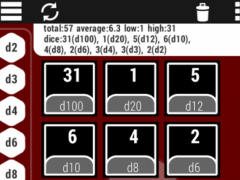 Instant Dice Roller 1.0 Screenshot