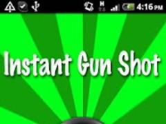 Instant Gunshot (FREE) 1.1 Screenshot