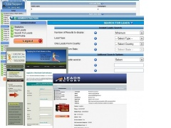 Instant Leads Generator Trial Version 8.1t Screenshot