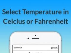 Instant Local Forecast- next 4 days 1.0 Screenshot