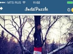 InstaPhoto Puzzle 1.0 Screenshot
