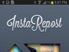 InstaRepost - Repost Instagram 1.3.4 Screenshot