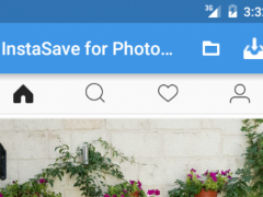 InstaSave for Photo & Video 1.0 Screenshot