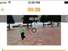 InstaVideo Free - Merge music to video for instagram 1.1 Screenshot
