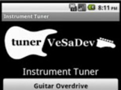 Instruments Tuner 3.01 Screenshot