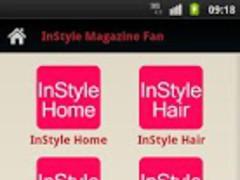 InStyle Magazine Fan 1.0.1.7 Screenshot