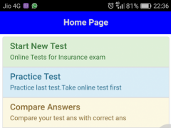 Insurance Questions & Answers 1.3.2 Screenshot