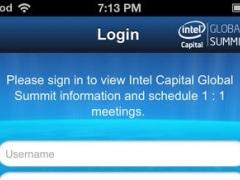 Intel Capital Global Summit 1.3 Screenshot