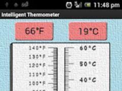 Intelligent Thermometer 2.0 Screenshot