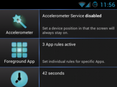 IntelliScreen - screen control 3.4.1 Screenshot
