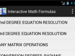 Interactive Math 3.1 Screenshot