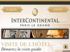InterContinental Paris 1.1 Screenshot