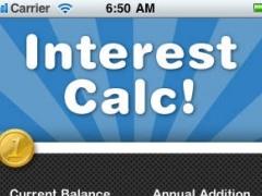 Interest Calculator (FREE) 1.0 Screenshot