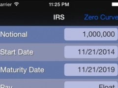 Interest Rate Swap Pricer 1.0.1 Screenshot