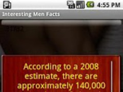Interesting Men Facts 1.0 Screenshot