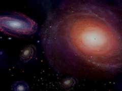 Intergalactic Journey Live WP 1.27 Screenshot