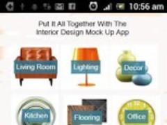 Interior Design Mock Up App 1.0 Screenshot