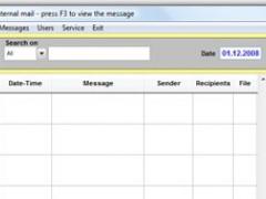 Internal mail 1.6.0 Screenshot