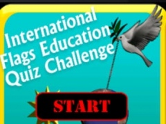 International Flags Education Quiz Challenge 2.0 Screenshot
