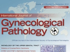 International Journal of Gynecological Pathology 1.2 Screenshot