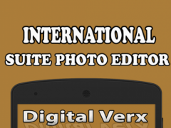 International suit foto editor 1.0 Screenshot