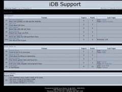 Internet Discussion Boards 0.4.3 Screenshot