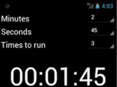 Interval Timer Pro 1.0 Screenshot