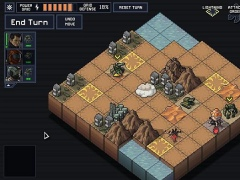 Review Screenshot - Precogs, Time Travelers, and Mechas