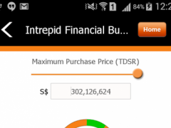 Intrepid FinancialCalculator 1.4 Screenshot