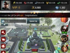 Review Screenshot - MMO Game – Invade Enemy Bases and Form Your Military Empire