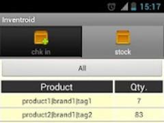 Inventroid 1.04 Screenshot