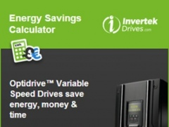 Invertek Energy Savings Calculator 1.7 Screenshot