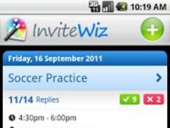 InviteWiz 2.3.2 Screenshot