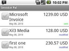 Invoice Pal 1.1.1 Screenshot