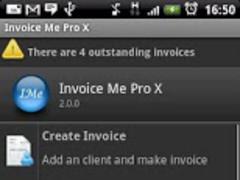 InvoiceMe Pro - Invoice App 2.0 Screenshot