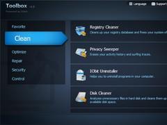 IObit Toolbox 1.2 Screenshot