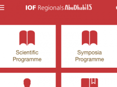 IOF Regionals: Abu Dhabi 2015 0.0.1 Screenshot