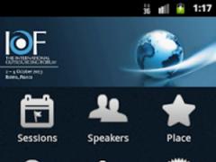 IOF 1.2 Screenshot