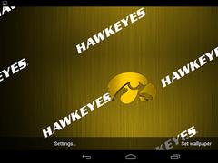 Iowa Hawkeyes Live Wallpaper 4.2 Screenshot