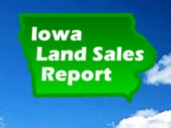 Iowa Land Sales Report 2.4 Screenshot