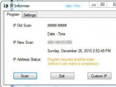 IP Informer  Screenshot