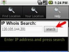 IP Location Finder 1.0.0 Screenshot