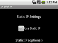 IP Locker 1.1 Screenshot