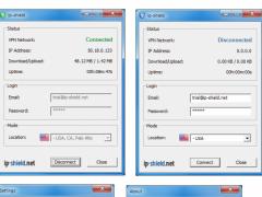 ip-shield 1.6 Screenshot