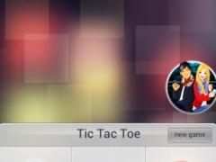 iPal: Tic Tac Toe 1.0 Screenshot